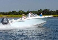 Starboard - KW 21' Rental Boat