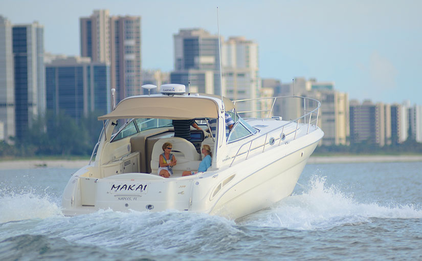 Sea Ray 360 Rental Boat